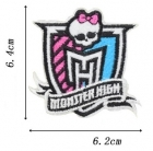 Kangasmerkki, Monster High